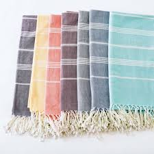 Sustainable Home Design Products by Buy One Give One Help One U0027 Sustainable Home Decor Turkish Fouta
