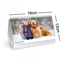 calendrier bureau personnalisé réalisez un calendrier de bureau personnalisé monlabophoto fr