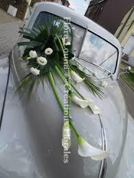 montage mariage fleurs mariage montage capot voiture