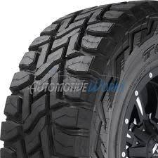 Rugged Terrain Vs All Terrain 305 55 20 Tires Ebay