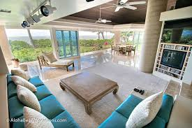 anini beach vacation rentals kauai beach house rental