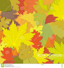 colorful fall red yellow orange color scheme leaves background
