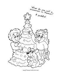 letter santa coloring 3