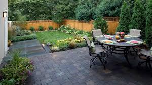 Patio Landscape Design Ideas Patio Ideas Landscape Design Garden Small Landscaping