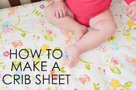 Hayley Nursery Bedding Set by Diy How To Make A Crib Sheet Project Nursery
