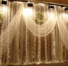 2017 2 5x2m 360beads window l background decoration