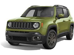 new jeep renegade green ring in the new year with a 75th anniversary limited edition jeep