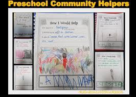 community helper class book www prekandksharing blogspot com