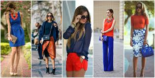 Colour Combination With Blue 10 Perfect Clothing Colour Combinations For 2016 U2013 Top Fashion Style