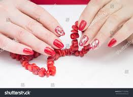 beautiful hands natural nails ideal clean stock photo 571755982