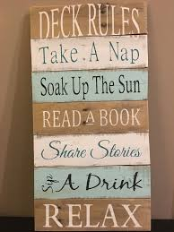 Outdoor Decorative Signs Best 25 Pool Signs Ideas On Pinterest Swimming Pool Signs Pool