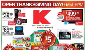 kmart to host thanksgiving day sale slashes prices on numerous