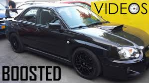 subaru impreza 2 0 wrx sti blobeye loud exhaust sound file by