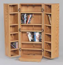 Wooden Cd Storage Rack Plans by Medium Cd Cabinet With Doors