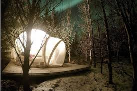 Bubble Tent Northern Lights Bubble Hotel Hiconsumption