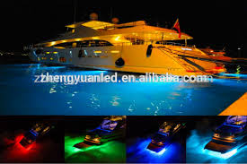 Underwater Boat Led Lights Factory Promotion 27w Marine Underwater Led Lights Boats Ip68