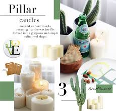 Styling Your Dinner Table With Pillar Candles U2013 Well Boxed