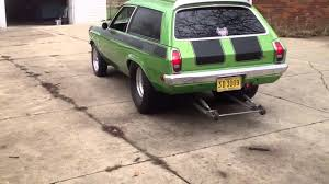 chevy vega chevy rod 1971 pro street vega wagon 355 youtube