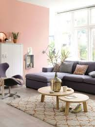 Pale Pink Living Rooms Successful Style Ideas To Make This Wall - Pink living room design