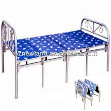 Single Folding Bed Steel Single Folding Bed Steel Single Folding Bed Suppliers And