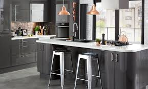 contemporary kitchen design ideas help u0026 ideas diy at b u0026q