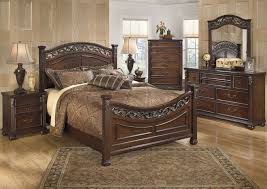 california bedrooms orleans furniture leahlyn california king panel bed w dresser mirror