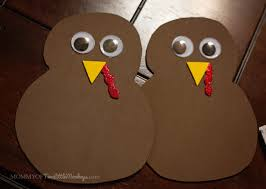 foam turkey craft popsicle stick crafts thanksgiving turkeys