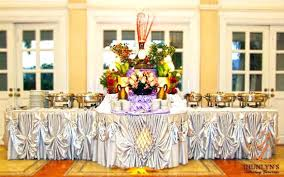 buffet table decor buffet table decorations photos how to decorate a dining room cool