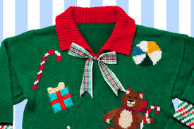 your ugly christmas sweater is mad at you man repeller