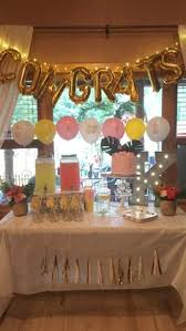 college graduation decorations 33 graduation party ideas for high school for 2018 college
