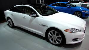 2013 jaguar xj l exterior and interior walkaround 2013 detroit