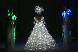 Japanese Designer by Illuminated Wedding Dress By Japanese Designer Yumi Katsura Wedding
