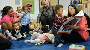 hillary clinton s childhood what hillary clinton s preschool revolution would mean for america