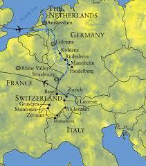 Mannheim Germany Map by Tulane University Alumni Affairs Greatjourney