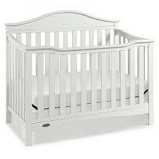 Graco Convertible Crib White Graco 4 In 1 Convertible Crib White Shop Your Way