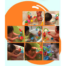 baby shower spray promotion shop for promotional baby shower spray lovely baby shower rubber bath toys faucet bathing water spraying tool dabbling toys for children best gift high quality