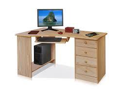 Schreibtisch Massiv Leard Pc Schreibtisch Kiefer Lackiert