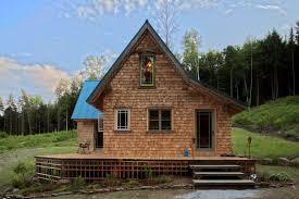small post and beam homes shingles