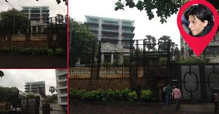 shahrukh khan house in mumbai picture and images