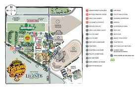 Casino Floor Plan by Event Map