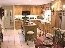 beautiful american colonial style kitchen come with blue color baffling american colonial