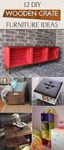 best 25 milk crate furniture ideas on pinterest crate furniture
