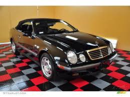 1999 black mercedes 1999 black mercedes clk 320 convertible 50086028 gtcarlot