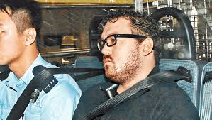Seeking He S Cool With It Banker Rurik Jutting Seeks To Appeal Sentence For