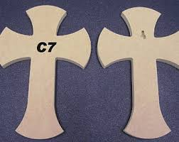 unfinished wooden crosses mr woody s crafts by mrwoodycrafts on etsy