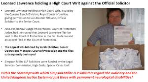 abuse of psychiatry in the united kingdom legal system leonard