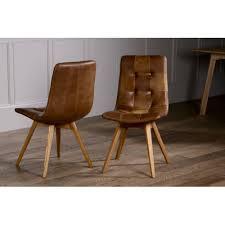 Italian Leather Dining Chairs Allegro 100 Italian Leather Dining Chair With Wooden Leg