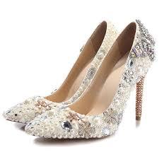 Rhinestone Flat Sandals Wedding 72 Best Bridal Shoes U0027 Ideas Images On Pinterest Bridal Shoes