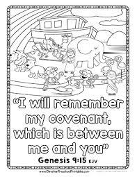 noah u0027s ark preschool printables