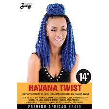 twisted sombre hair havana twist braid 14